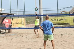 نخستین لیگ تنیس ساحلی کشور آغاز به کار کرد