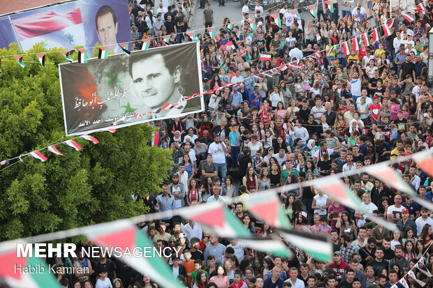 Bashar Assad to be sworn in as Syrian Pres. today