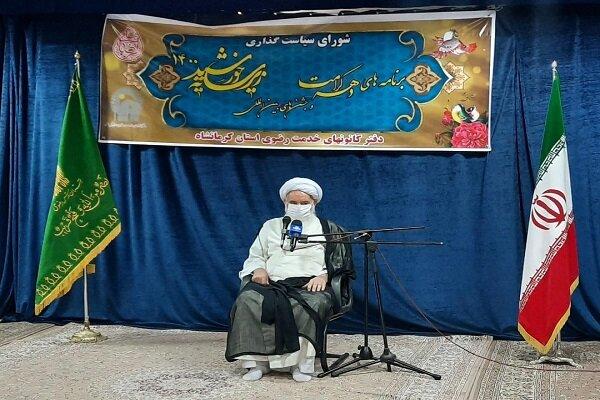 یکی از معابر اصلی کرمانشاه به نام امام رضا (ع) نامگذاری میشود