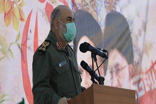 Yemen, Palestine share same cause: IRGC chief