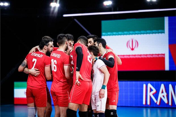 İran ve ABD voleybol maçında karşı karşıya gelecek