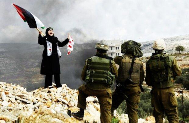 دور المرأة الفلسطينية في صنع النصر