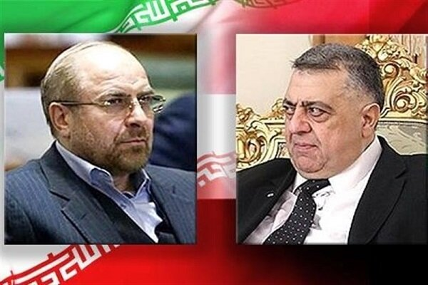 Syria Parl speaker congrats Iranian counterpart on reelection