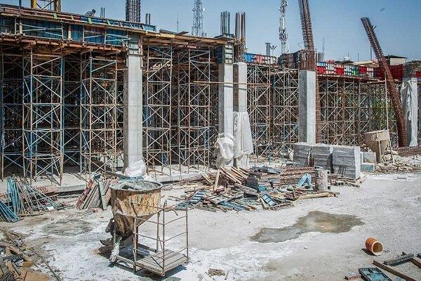 بازسازی تل زینبیه ۸۰ درصد پیشرفت کرده است