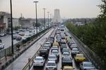 ترافیک سنگین در پایتخت/ تردد در جریان است