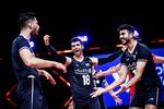 ايران تسجل اول فوز لها في دوري الامم بالكرة الطائرة على حساب هولندا