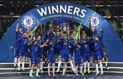 Şampiyonlar Ligi'nde kupanın sahibi Chelsea oldu