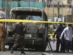 Afganistan'da art arda bombalı saldırı