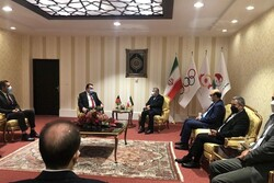Iran voices readiness for sports cooperation with Afghanistan
