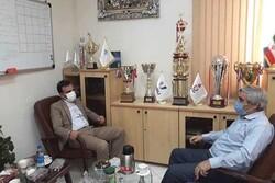 دیدار رئیس فدراسیون کبدی با رئیس فدراسیون ملی ورزش های دانشگاهی