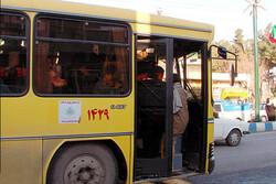 جابهجایی روزانه۳۳۰۰۰مسافر توسط ناوگان اتوبوس درون شهری کرمانشاه