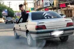 عامل سنگپرانی به شهروندان در دزفول دستگیر شد