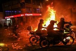کشته شدن دستکم ۱۳ نفز از معترضین کلمبیایی در جریان تظاهرات