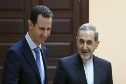 Velayati congrats Syrian Pres. Bashar al-Assad on re-election