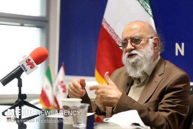 گفتگو با مهدی چمران عضو شورای ائتلاف نیروهای انقلاب
