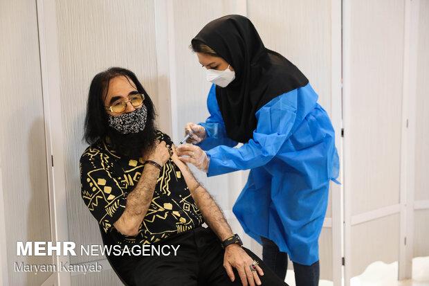 Vaccination of Veteran artists