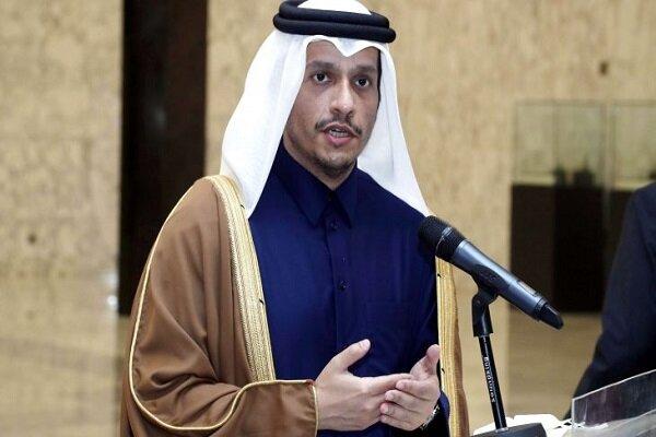 وزير الخارجية القطري: إيران جارنا القريب والعلاقات الطيبة معها أمر مهم