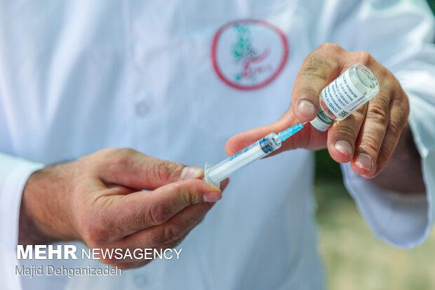 واکسیناسیون کرونا در استان بوشهر سرعت میگیرد