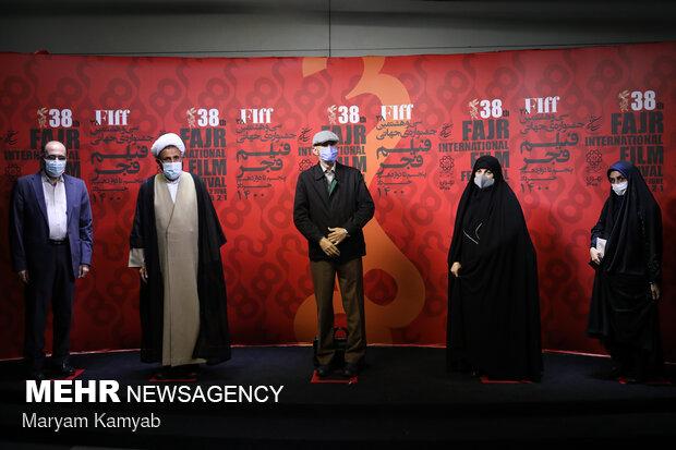 Fifth day of 38th Fajr Intl. Film Festival