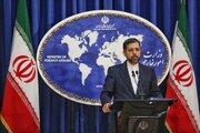 ایرانی صدر کی حلف برداری کی تقریب میں متعدد غیرملکی وفود کی شرکت / اسرائیلی الزامات مسترد