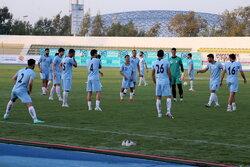 اردوی تیم ملی فوتبال در جزیره کیش