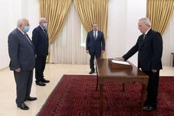 سفیر جدید تشکیلات خودگردان فلسطین در سوریه تعیین شد