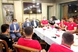 ورزشکاران ایران مرد روزهای سخت هستند/ هیچ محدودیت مالی نداریم