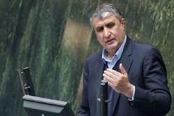 مجلس از پاسخ وزیر راه و شهرسازی قانع شد