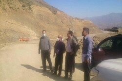 پروژه احداث راه اصلی قزوین-الموت-تنکابن در چند جبهه در حال اجراست