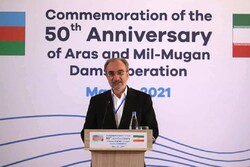 Iranian energy ministry hails water coop. with Azerbaijan