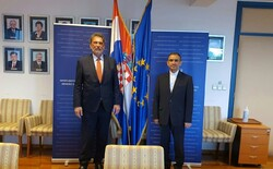 Iran and Croatia agree on scientific, academic cooperation