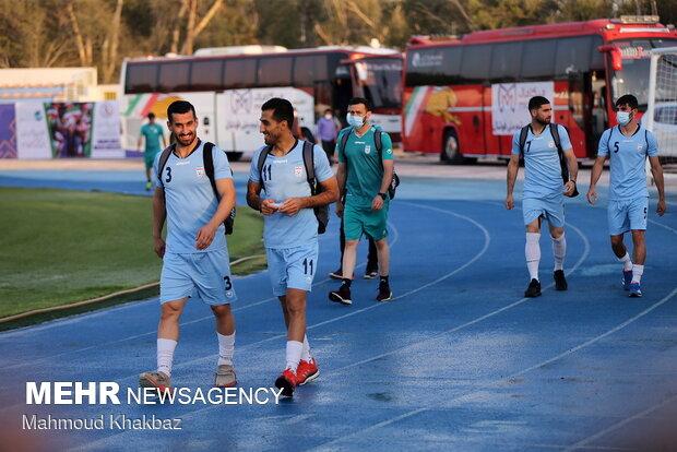 Iran football team arrives in Bahrain ahead of WCQ's