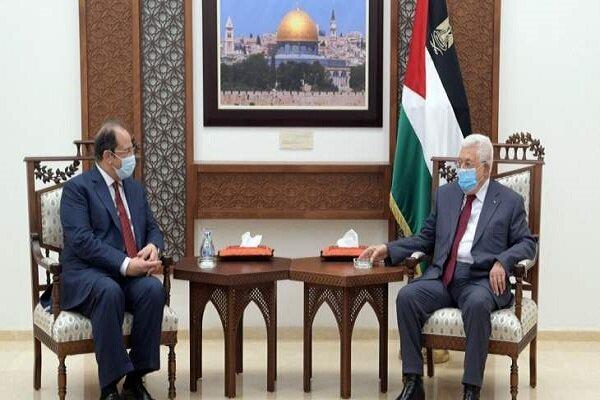 رئیس اطلاعات مصر با محمود عباس دیدار کرد