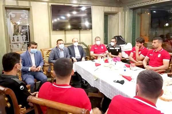 تیم ملی فوتبال برای صعود به جام جهانی باید از سد چند قدرت بگذرد