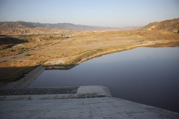 """Aras Nehri'nde """"Kız Kalesi"""" barajı hizmete girdi"""