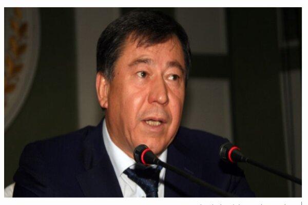 Tajikistan Interior Min. departs for Tehran