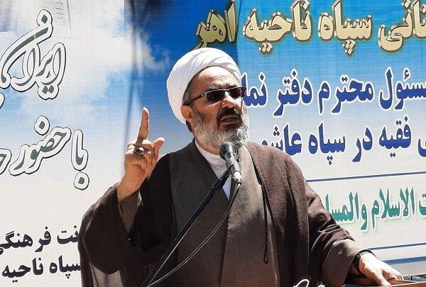 تنها اهرم فشار آمریکاییها علیه ملت ایران تحریم اقتصادی است