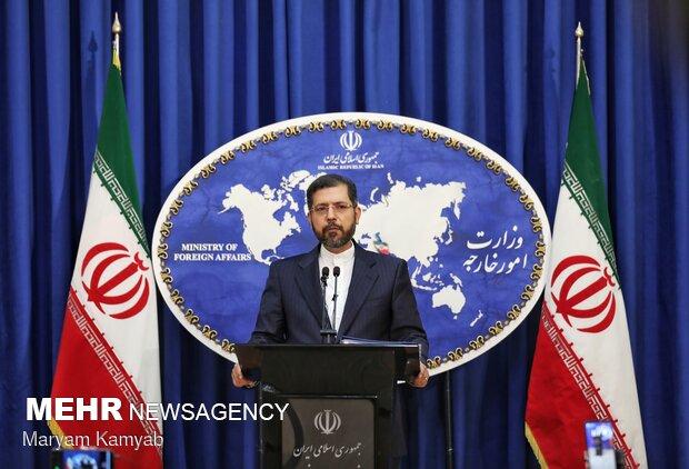 Iran expresses sympathy over hospital fire in Iraq Nasiriyah