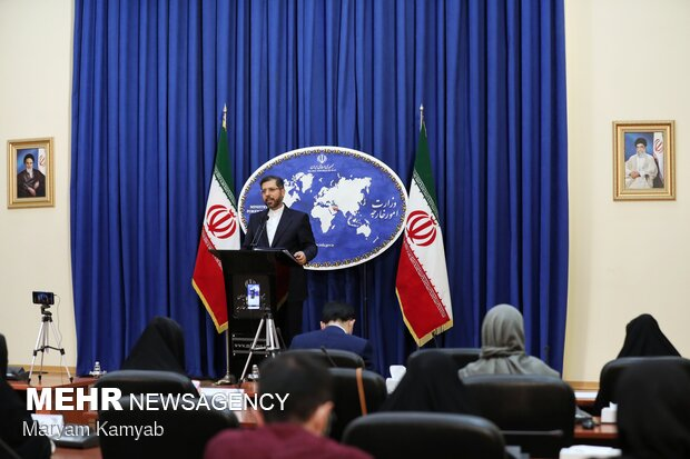 Persian Gulf's security Iran's redline