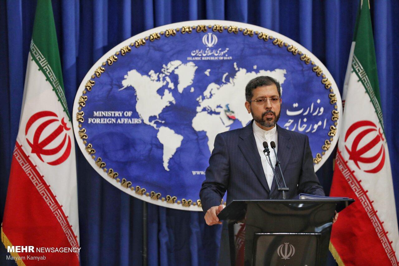 درخواست سناتورهای آمریکایی بچهگانه است/سفر«برهم صالح»به تهران