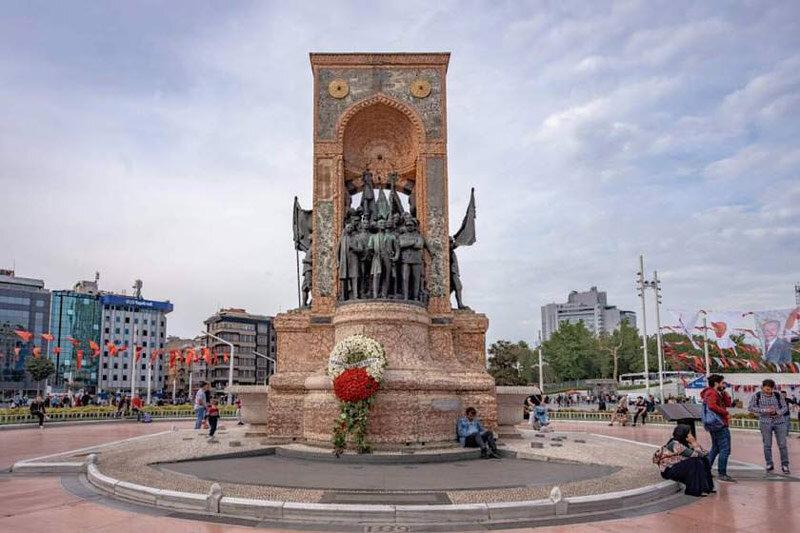 در کدام منطقه استانبول هتل رزرو کنیم، بهتر است؟