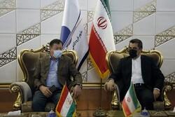 Tajik Interior Minister arrives in Iran for bilateral talks