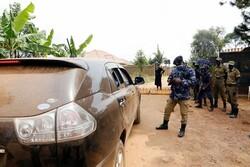 Gunmen kill 2 in failed assassin. bid against Ugandan min.