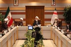 پنجمین جلسه شورای هماهنگی نهادهای تبلیغی کشور برگزار شد