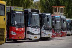 استمرار خدمت رسانی ناوگان اتوبوسرانی پایتخت در تعطیلات پیش رو