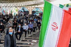 مراسم سالروز رحلت امام خمینی (ره) و شهدای ۱۵ خرداد در تبریز