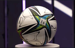 فیفا از توپ جام جهانی فوتسال رونمایی کرد