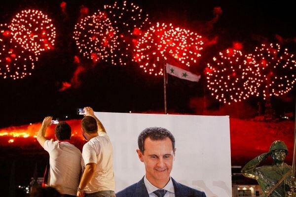Şi Cinping'den Beşar Esad'a kutlama mesajı