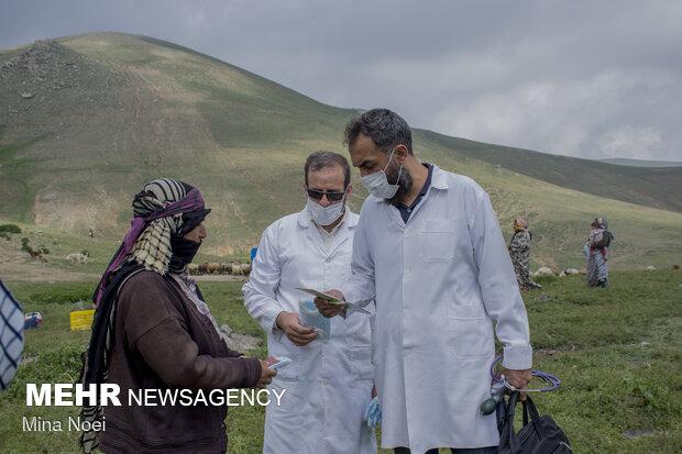 حملة تلقيح في أرياف محافظة أذربايجان شرقي