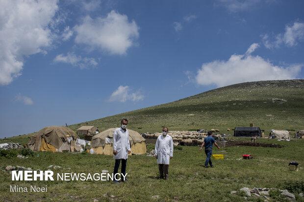 Tribal communities in E Azarbaijan receive Covid-19 vaccines